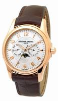 Frederique Constant Runabout Moonphase Automatic Mens Wristwatch FC-360RM6B4