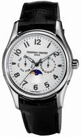 Frederique Constant Runabout Moonphase Automatic Mens Wristwatch FC-360RM6B6