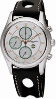 Frederique Constant Healey Chronograph Mens Wristwatch FC-392HVG6B6