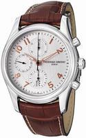 Frederique Constant Runabout Mens Wristwatch FC-392RV6B6