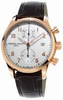Frederique Constant Runabout Mens Wristwatch FC-393RM5B4