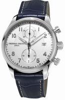Frederique Constant Runabout Chronograph Mens Wristwatch FC-393RM5B6