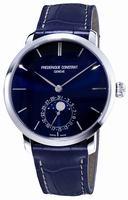 Frederique Constant Slim Line Moonphase Mens Wristwatch FC-705N4S6