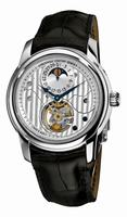 Frederique Constant Heart Beat Manufacture Moonphase Mens Wristwatch FC-935CDG4H6