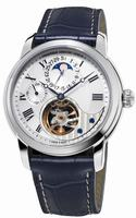 Frederique Constant Heartbeat Mens Wristwatch FC-945MC4H6