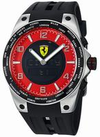 Ferrari World-Time Mens Wristwatch FE05ACCRD