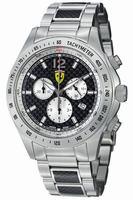 Ferrari Scuderia Ferrari Chrono Mens Wristwatch FE07ACCCMFC