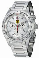 Ferrari Scuderia Ferrari Chrono Mens Wristwatch FE07ACCCMSL