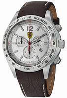 Ferrari Scuderia Ferrari Chrono Mens Wristwatch FE07ACCCPSL