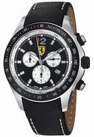 Ferrari Scuderia Ferrari Chrono Mens Wristwatch FE07ACIPCPBK