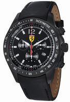 Ferrari Scuderia Ferrari Chrono Mens Wristwatch FE07IPBCPBK