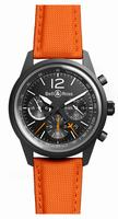 Bell & Ross BR 126 Flyback Mens Wristwatch