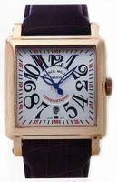 Franck Muller Conquistador Cortez Midsize Mens Wristwatch 10000 H SC-2