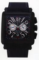Franck Muller King Conquistador Cortez Chronograph Midsize Mens Wristwatch 10000 K CC-5