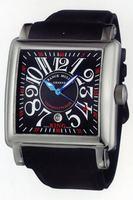 Franck Muller King Conquistador Cortez Midsize Mens Wristwatch 10000 K SC-1