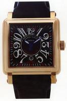 Franck Muller King Conquistador Cortez Midsize Mens Wristwatch 10000 K SC-2