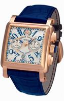 Franck Muller Conquistador Cortez Large Mens Wristwatch 10000 K SC PRIDE OF GREECE