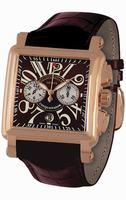 Franck Muller Conquistador Cortez Midsize Mens Wristwatch 10000 M CC