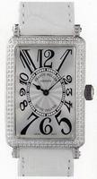 Franck Muller Ladies Large Long Island Large Ladies Wristwatch 1002 QZ-3