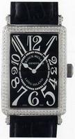 Franck Muller Ladies Large Long Island Large Ladies Wristwatch 1002 QZ-4
