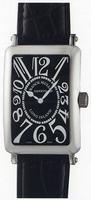 Franck Muller Ladies Large Long Island Large Ladies Wristwatch 1002 QZ-7
