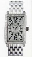 Franck Muller Ladies Large Long Island Large Ladies Wristwatch 1002 QZ D-1