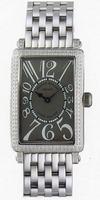 Franck Muller Ladies Large Long Island Large Ladies Wristwatch 1002 QZ D-3