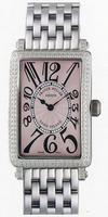 Franck Muller Ladies Large Long Island Large Ladies Wristwatch 1002 QZ D-4