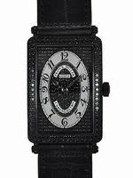 Franck Muller Chronometro Large Ladies Ladies Wristwatch 1002QZD CD CHRONOMETRO NR