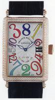 Franck Muller Long Island Crazy Hours Large Unisex Unisex Wristwatch 1200 CH-11