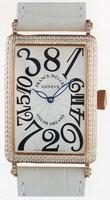 Franck Muller Long Island Crazy Hours Large Unisex Unisex Wristwatch 1200 CH-13