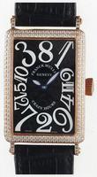 Franck Muller Long Island Crazy Hours Large Unisex Unisex Wristwatch 1200 CH-14