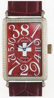 Franck Muller Long Island Crazy Hours Large Unisex Unisex Wristwatch 1200 CH-17