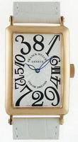 Franck Muller Long Island Crazy Hours Large Unisex Unisex Wristwatch 1200 CH-21