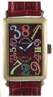 Franck Muller Long Island Crazy Hours Large Unisex Unisex Wristwatch 1200 CH-23