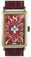 Franck Muller Long Island Crazy Hours Large Unisex Unisex Wristwatch 1200 CH-25