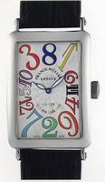 Franck Muller Long Island Crazy Hours Large Unisex Unisex Wristwatch 1200 CH-3