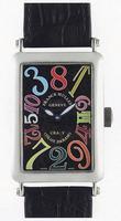 Franck Muller Long Island Crazy Hours Large Unisex Unisex Wristwatch 1200 CH-4