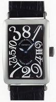 Franck Muller Long Island Crazy Hours Large Unisex Unisex Wristwatch 1200 CH-6