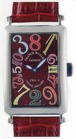 Franck Muller Long Island Crazy Hours Large Unisex Unisex Wristwatch 1200 CH-7
