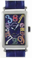 Franck Muller Long Island Crazy Hours Large Unisex Unisex Wristwatch 1200 CH-8