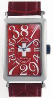 Franck Muller Long Island Crazy Hours Large Unisex Unisex Wristwatch 1200 CH-9