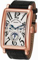 Franck Muller Mens Medium Long Island Master Banker Midsize Mens Wristwatch 1200 MB L DT