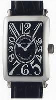 Franck Muller Ladies Extra-Large Long Island Extra-Large Unisex Wristwatch 1200 SC-1