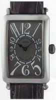 Franck Muller Ladies Extra-Large Long Island Extra-Large Unisex Wristwatch 1200 SC-2
