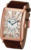 Franck Muller Men Medium Classique Long Island Midsize Mens Wristwatch 1200 SC REL
