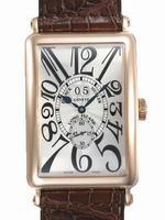 Franck Muller Mens Large Long Island Large Mens Wristwatch 1200S6GG