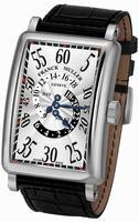 Franck Muller Men large Day & Night Long Island Large Mens Wristwatch 1300 DH R
