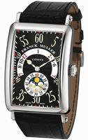Franck Muller Mens Large Long Island Heure Retrograde Large Mens Wristwatch 1300 H IR L