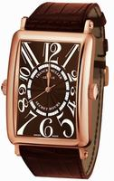 Franck Muller Secret Hours 1 Large Mens Wristwatch 1300 SE H1